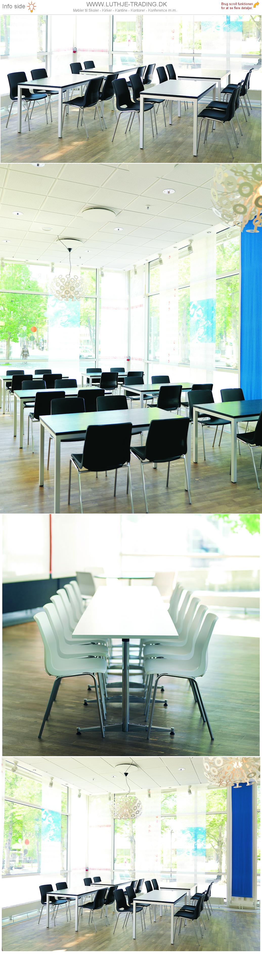 Ana stol i undervisningslokaler. Vi giver gerne det bedste tilbud på en Ana stol.