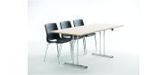 Ana stol og Standard klapbord, er en god sammensætning til kantinen. Vi giver gerne det bedste tilbud på en Ana stol.
